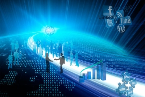Transactional Marketing over Information Economies
